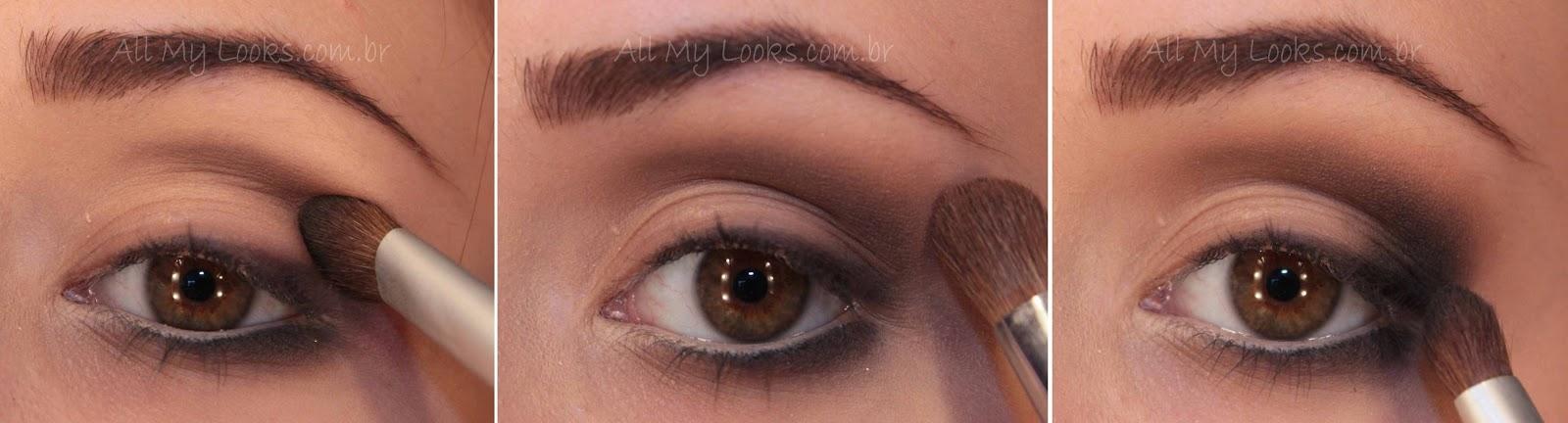 Truques de maquiagem para deixar os olhos maiores | Baú das DICAS
