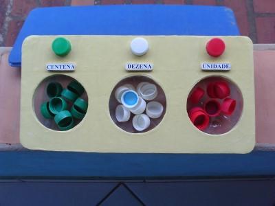 reciclagem na educação infantil