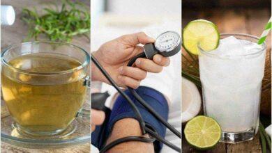 2 Remédios caseiros para pressão alta