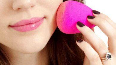 5 erros que você comete ao aplicar a maquiagem com esponja