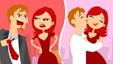 Foto de 6 Diferenças entre um homem que te ama e um que envenena a sua vida…