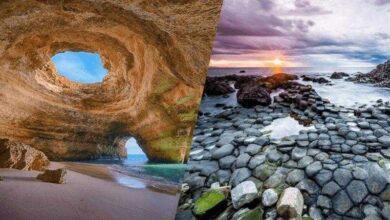 Photo of 6 das praias mais estranhamente belas do mundo