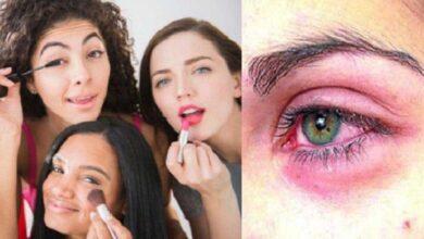 Foto de 7 Doenças que você pode pegar por compartilhar maquiagem