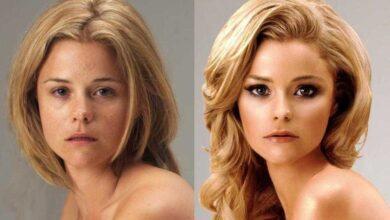 Photo of A transformação de uma modelo com o Photoshop