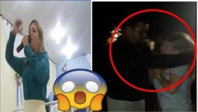 Photo of Marido flagra pastora em motel e faz escândalo
