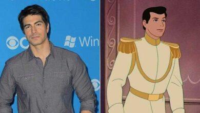 Atores que parecem com príncipes da Disney