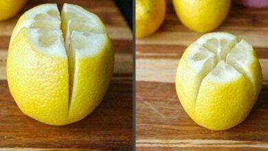 Coloque um limão no seu quarto e surpreenda-se com o resultado