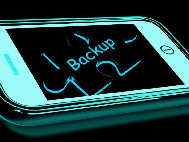 Como configurar o backup de fotos do OneDrive