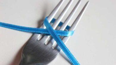 Como fazer laço de fita decorativa