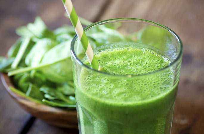 Conheça o suco verde que combate enxaqueca