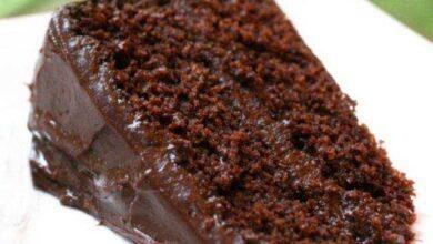 O bolo de chocolate mais fofo e delicioso