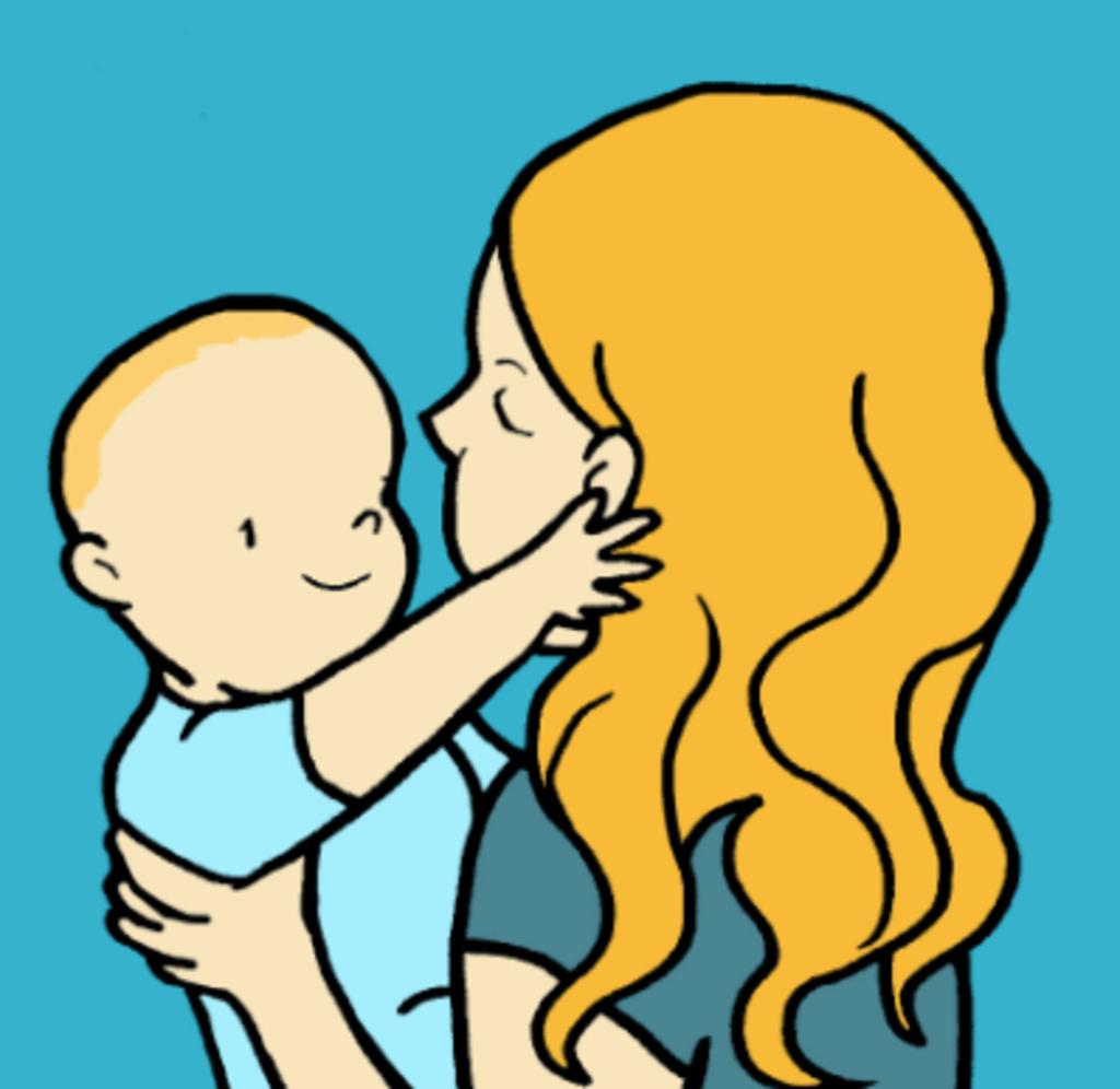 Conheça a linguagem corporal dos Bebês