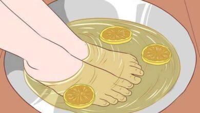 Receita para eliminar os calos dos pés em casa em 15 minutos