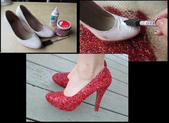 1498225867 746 ideias criativas para reciclar calcados velhos Ideias INCRÍVEIS para reciclar calçados velhos