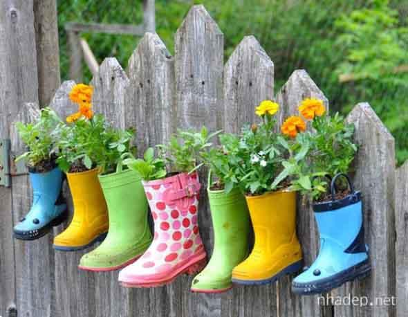 1498225870 170 ideias criativas para reciclar calcados velhos Ideias INCRÍVEIS para reciclar calçados velhos