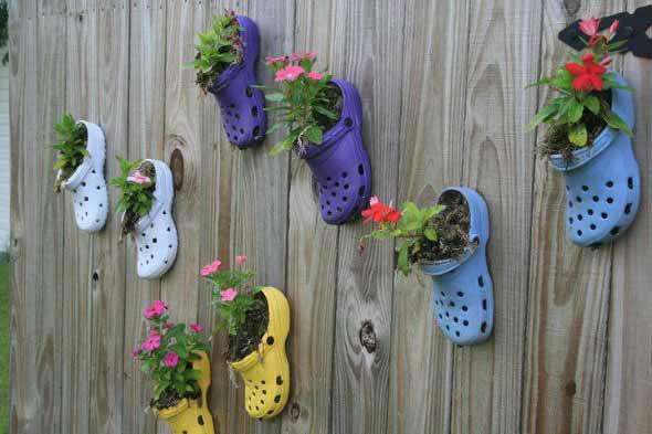 1498225875 194 ideias criativas para reciclar calcados velhos Ideias INCRÍVEIS para reciclar calçados velhos