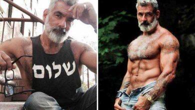 34 Homens provando que é possível ficar mais velho em forma e com estilo