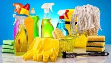 Foto de Como fazer produtos de limpeza caseiros
