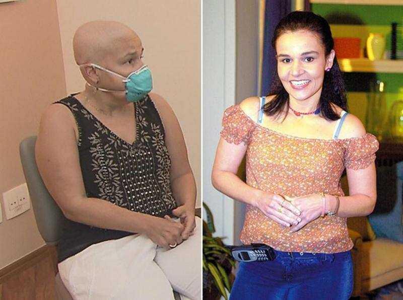 De alta, Claudia Rodrigues sai do isolamento: transplante de células-tronco deu certo