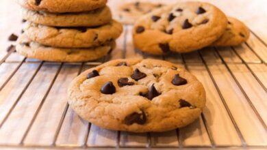 Foto de Receita de Cookies Caseiros Deliciosos