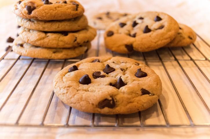 Receita de Cookies Caseiros Deliciosos