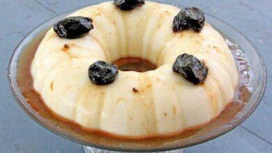 Receita de Manjar Branco Tradicional