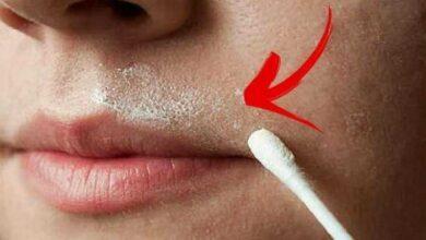 Foto de Remédio caseiro para eliminar pelos do rosto sem dor