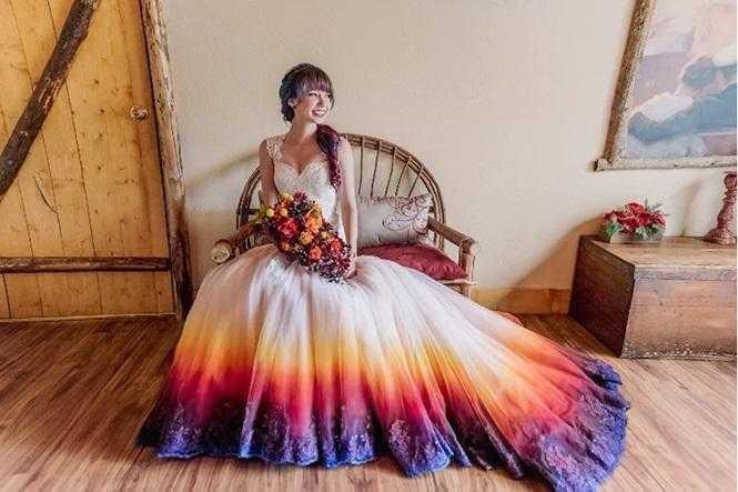 Vestidos de noiva que fogem ao tradicional