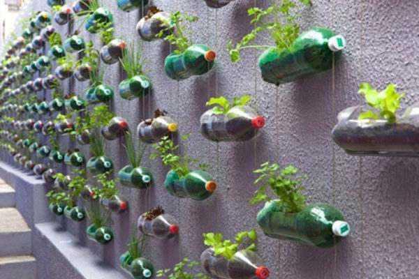 10 Maneiras úteis e criativas de reciclar garrafas PET