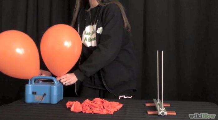 encher balão