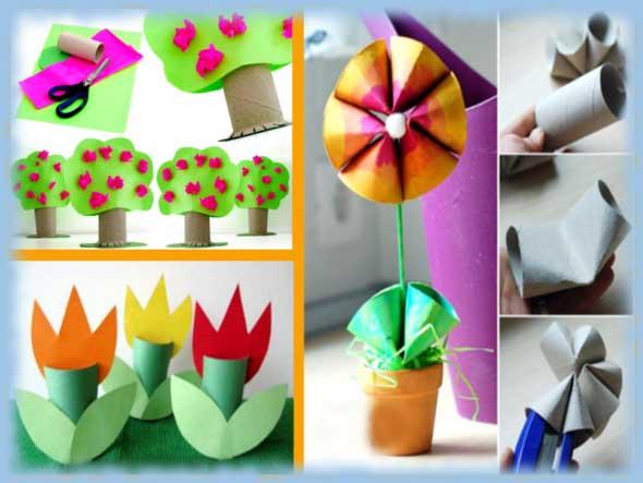 1499108952 75 ideias criativas com rolinhos de papel 17 Ideias INCRÍVEIS com rolinhos de papel