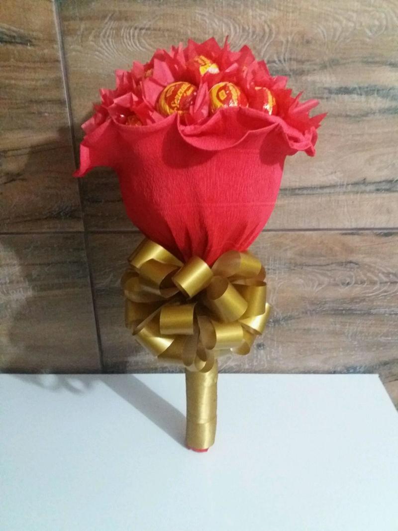 bouquet de bombom pequeno