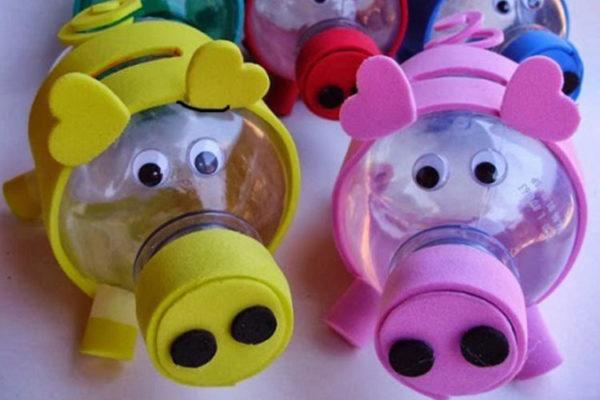 10 Maneiras úteis e criativas de reciclar garrafas PET 2