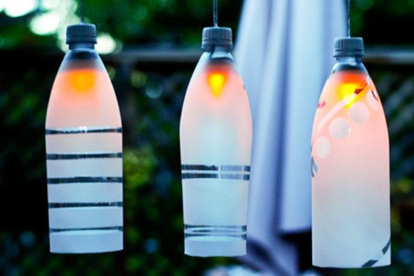 10 Maneiras úteis e criativas de reciclar garrafas PET 4