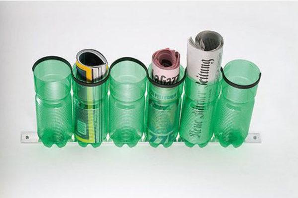 10 Maneiras úteis e criativas de reciclar garrafas PET 5