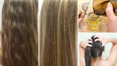 Foto de 6 formas de como descolorir o cabelo naturalmente