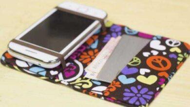 Foto de Aprenda a fazer uma capinha de celular em casa