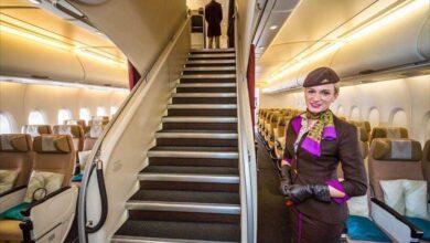 Foto de Veja como é viajar no avião presidencial mais luxuoso do mundo