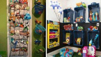 11 Ideias de reciclagem para quarto infantil