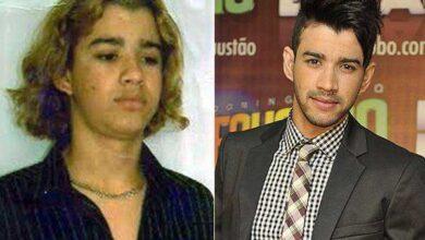 Foto de 15 Cantores sertanejos antes e depois da fama