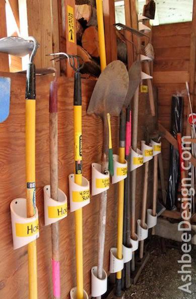 30 Ideias com Canos PVC para Decoração e Organização
