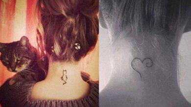 Foto de 40 inspirações para quem quer fazer tatuagem na nuca