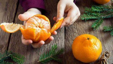 6 Benefícios da casca de tangerina d