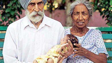 Foto de Mulher dá à luz com 72 anos e desafia medicina