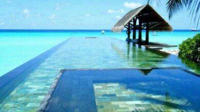 As 9 piscinas mais raras e impressionantes no mundo