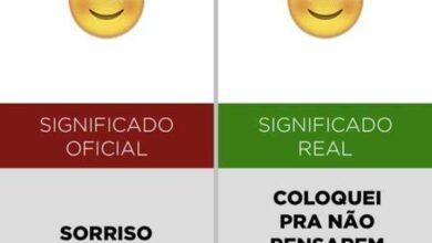 Photo of Os reais significados de 14 emojis; veja