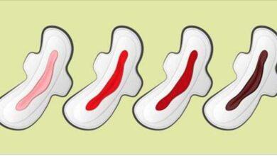 Poucas mulheres prestam atenção nisso. Mas a cor do seu sangue menstrual pode ser extremamente importante quando se trata de evitar doenças!