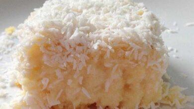 Foto de Receita de Torta Gelada de Coco