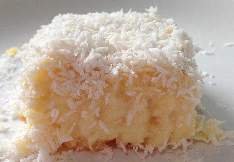 Receita de Torta Gelada de Coco