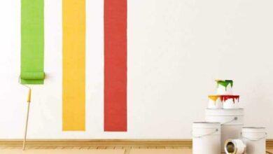 Significados das cores das paredes